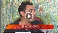 Joven cristiano toca el corazón del presidente de México